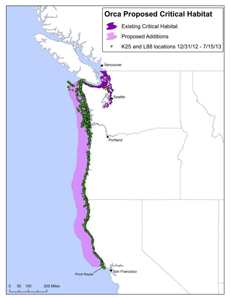 Map by Curt Bradley / Center for Biological Diversity