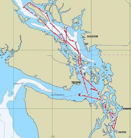 orca tracks 1-3