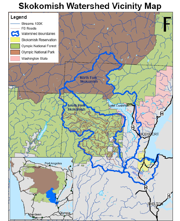 Map courtesy of Skokomish Watershed Action Team