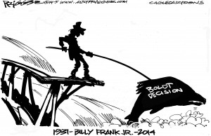 Kitsap Sun editorial cartoon by Milt Priggee