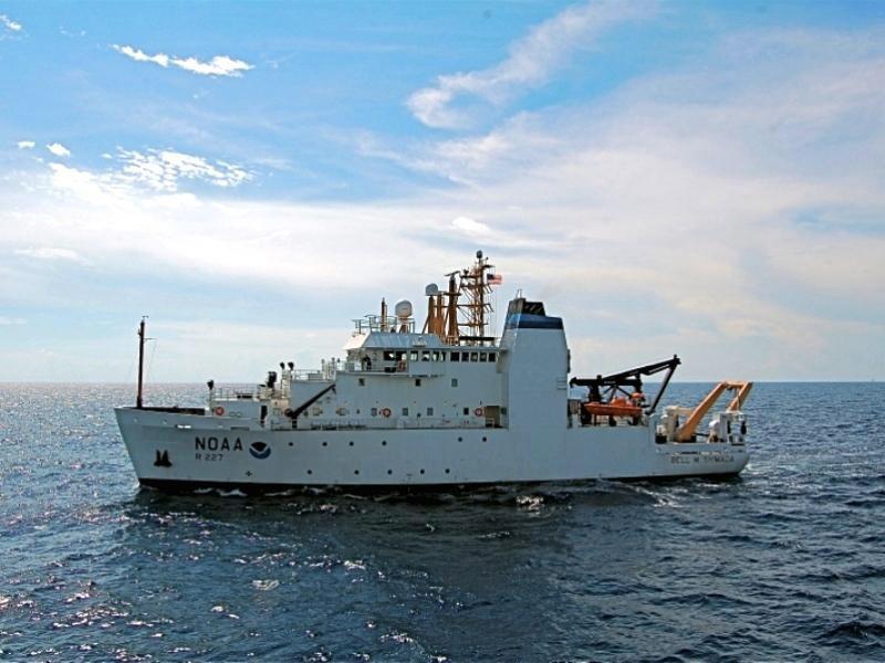 Bell M. Shimada NOAA photo
